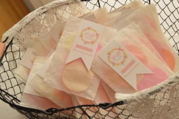 Sachets confettis