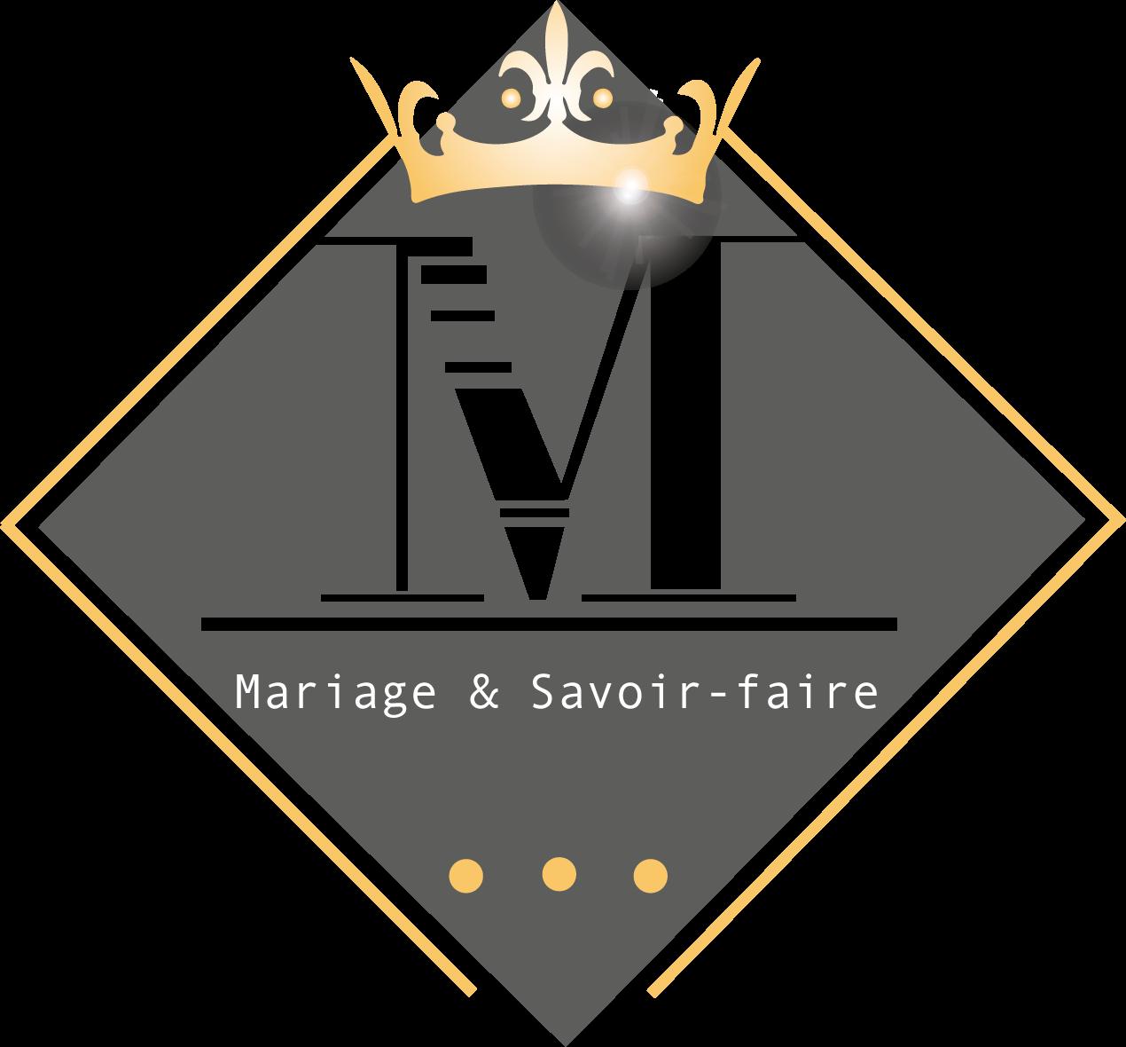 Mariage savoir faire logo